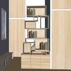 mobilier-sur-mesure-4-dessins-pour-1-maison