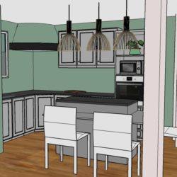 cuisine-et-circulation-4-dessins-pour-1-maison